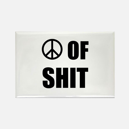 Peace Shit Magnets