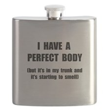 Perfect Body Flask