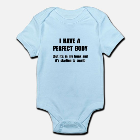 Perfect Body Body Suit
