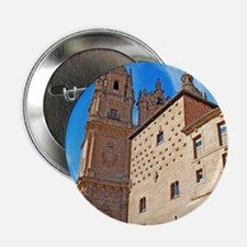 """University and House of Shells 2.25"""" Button"""