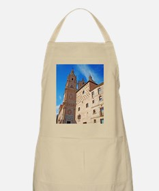 University and House of Shells Apron