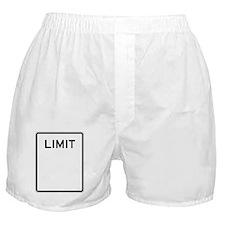 No Limit Image Boxer Shorts