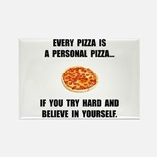 Personal Pizza Magnets