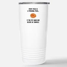 Personal Pizza Travel Mug