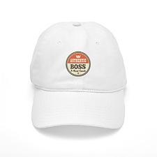 Boss Vintage Design Baseball Cap