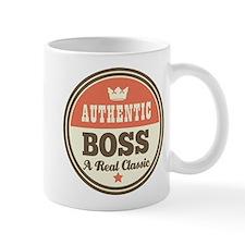 Boss Vintage Design Small Mugs