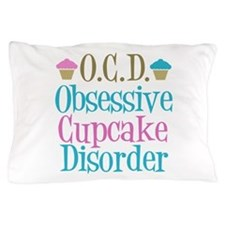 Cute Cupcake Pillow Case