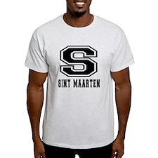 Sint Maarten Designs T-Shirt