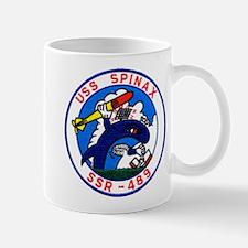 USS SPINAX Mug