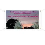 Fight Alzheimer's Banner