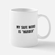 Safe Word Mugs