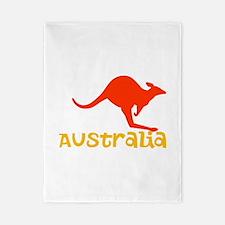 Australia Twin Duvet