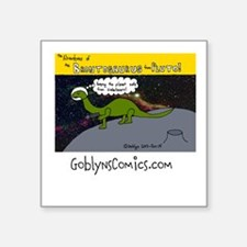 Brontosaurus from Pluto Sticker