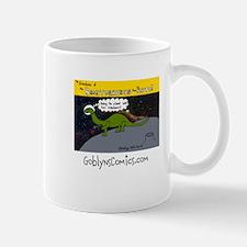 Brontosaurus from Pluto Mugs
