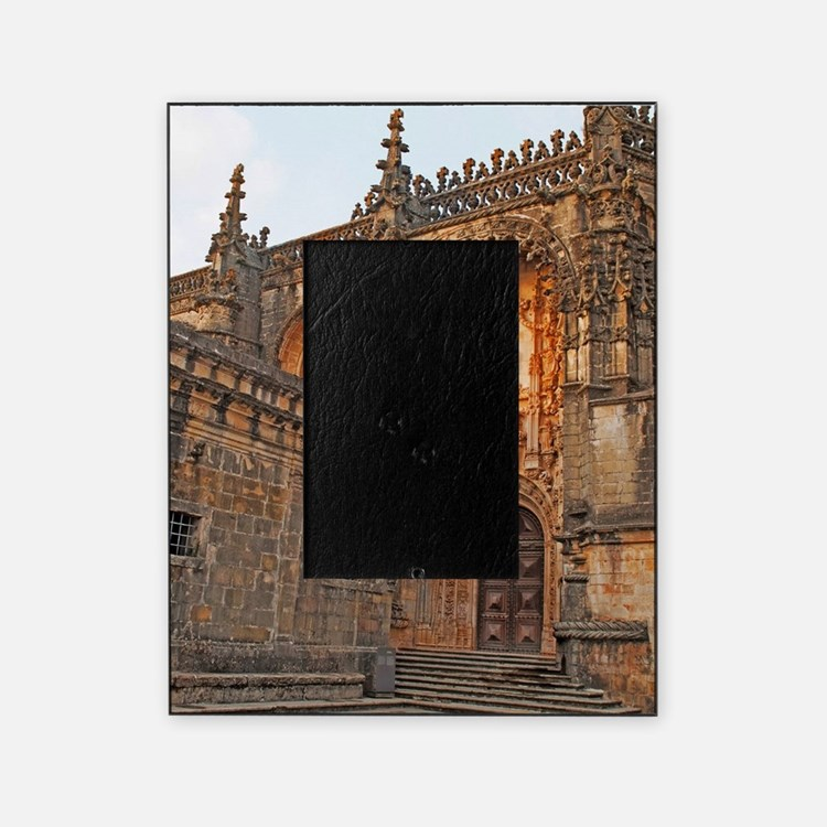 The Templar Church Picture Frame
