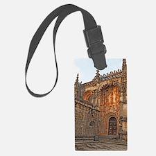 The Templar Church Luggage Tag