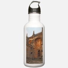 The Templar Church Water Bottle
