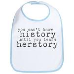 History vs. Herstory Bib