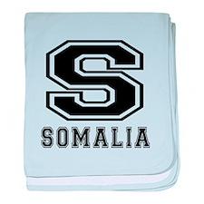Somalia Designs baby blanket