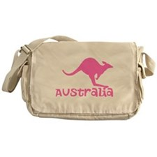 Australia Messenger Bag