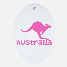 Australia Ornament (Oval)