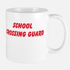 School Crossing Guard Mugs