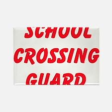 School Crossing Guard Magnets