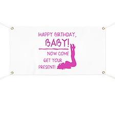 Sexy Birthday Gift For Men Banner