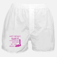Sexy Birthday Gift For Men Boxer Shorts