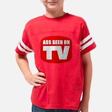CafeSend Youth Football Shirt