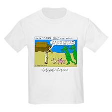 Kids T-Rex Ark T-Shirt