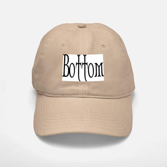 Bottom BDSM Baseball Baseball Cap