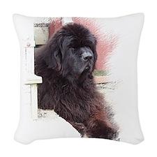 Newfoundland Woven Throw Pillow