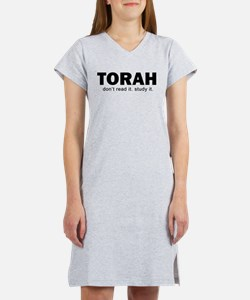 Torah Women's Nightshirt