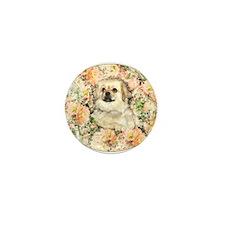 Tibetan Spaniel Mini Button (10 pack)