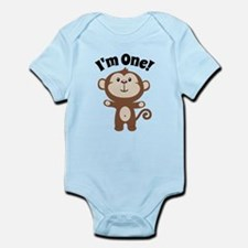 Monkey Im 1 Body Suit