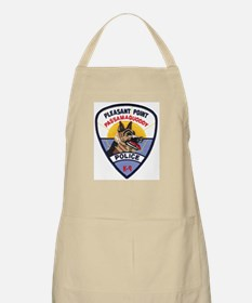 Pleasant Point PD K9 BBQ Apron