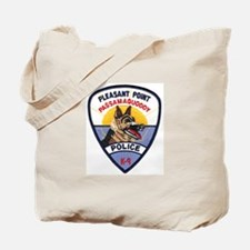 Pleasant Point PD K9 Tote Bag