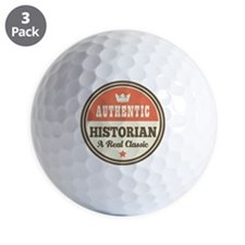 HIstorian Vintage Golf Ball