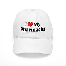 I Love My Pharmacist Baseball Cap