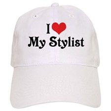 I Love My Stylist Baseball Cap
