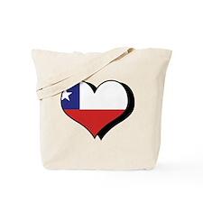 I Love Chile Tote Bag