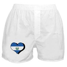 Unique El salvador flag Boxer Shorts