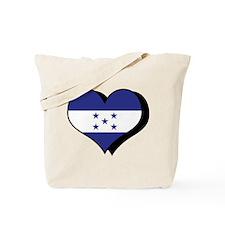 I Love Honduras Tote Bag