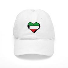 I Love Kuwait Baseball Cap