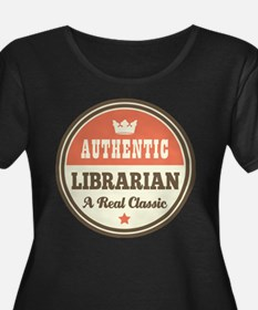 Librarian Funny Vintage T