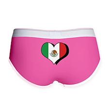 I Love Mexico Women's Boy Brief