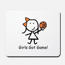 Girls Got Game Mousepad