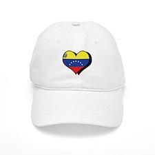 I Love Venezuela Baseball Cap