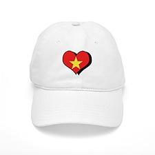 I Love Vietnam Baseball Cap
